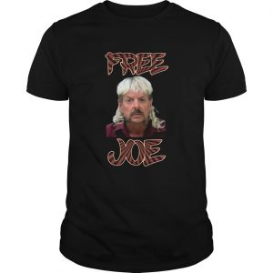 Free Joe Exotic Tiger King Pop Art  Unisex