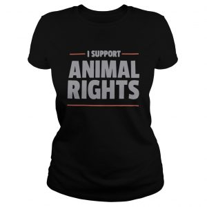 Peta I Support Animal Rights  Classic Ladies