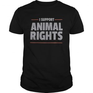Peta I Support Animal Rights  Unisex