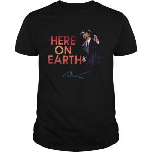Tim McGraw Here On Earth Tour 2020  Unisex