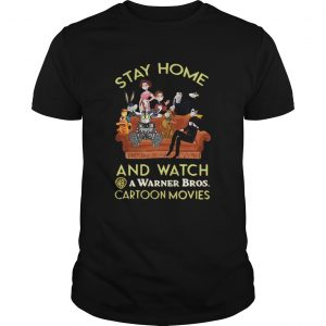Stay Home And Watch A Warner Bros Cartoon Movies  Unisex