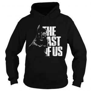 The last of us the woman holds the knife  Hoodie