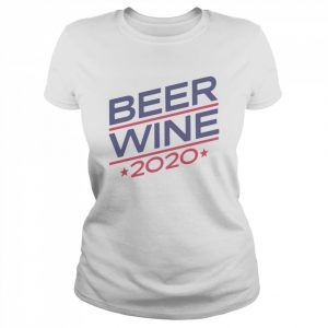 Beer Wine 2020  Classic Women's T-shirt
