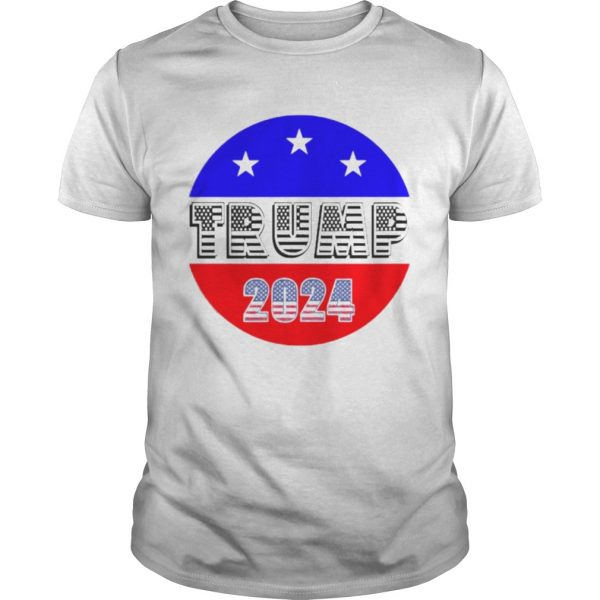 President Trump 2024 Election American Flag  Unisex