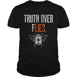 Truth Over Flies Debate Fly On Mike Pences Head Funny Vote  Unisex