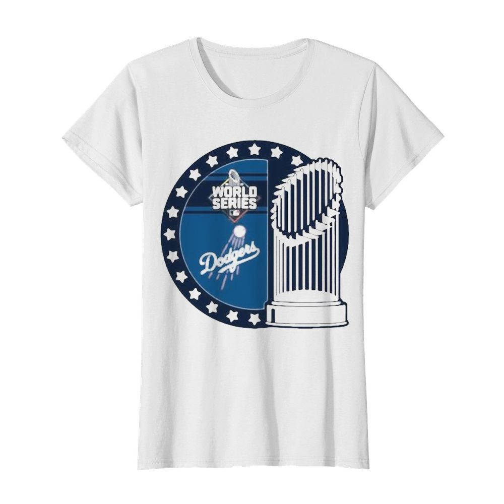World series los angeles dodgers champions  Classic Women's T-shirt