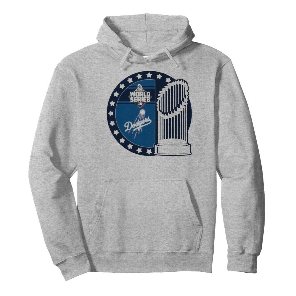 World series los angeles dodgers champions  Unisex Hoodie