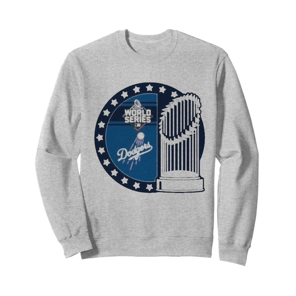World series los angeles dodgers champions  Unisex Sweatshirt