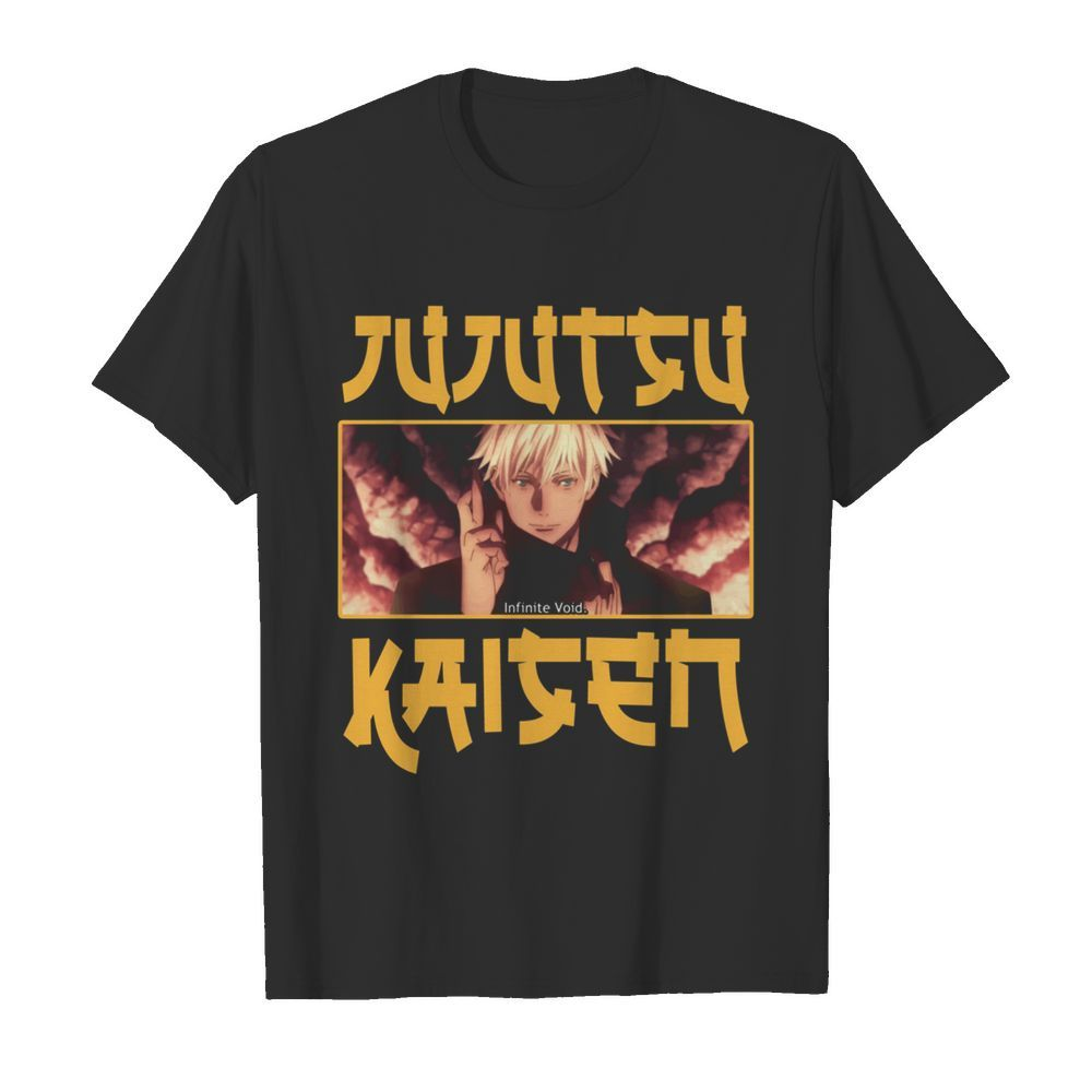 Image result for Jujutsu Kaisen Shirt